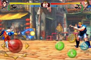 Street Fighter IV - Screen 2