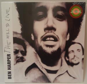 Ben Harper - The Will To Live (1)