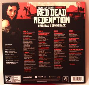 Red Dead Redemption (Original Soundtrack Double Vinyl LP) [04]