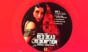 Red Dead Redemption (Original Soundtrack Double Vinyl LP) [09]
