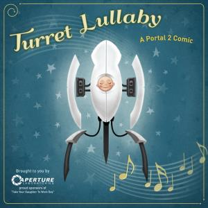 Portal 2 Turret Lullaby (1)