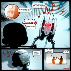 Portal 2 Turret Lullaby (6)