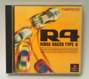 Ridge Racer Type 4 (01)
