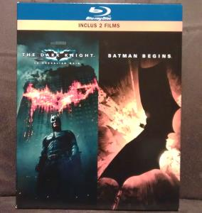 Batman Begins - The Dark Knight (01)