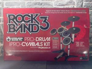 Pro-Drum and Pro-Cymbals Kit (01)