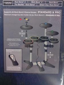 Pro-Drum and Pro-Cymbals Kit (04)