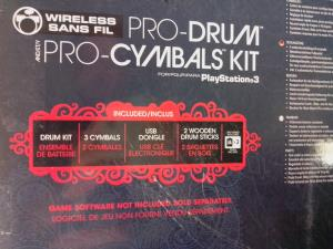 Pro-Drum and Pro-Cymbals Kit (06)