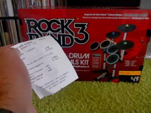 Pro-Drum and Pro-Cymbals Kit (10)