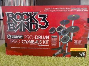 Pro-Drum and Pro-Cymbals Kit (11)