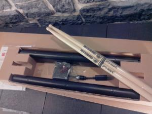Pro-Drum and Pro-Cymbals Kit (13)
