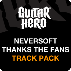 Pack Neversoft Thanks The Fans
