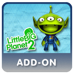 LittleBigPlanet 2 Alien (Toy Story) Costume