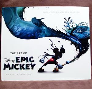The Art Of Epic Mickey (01)