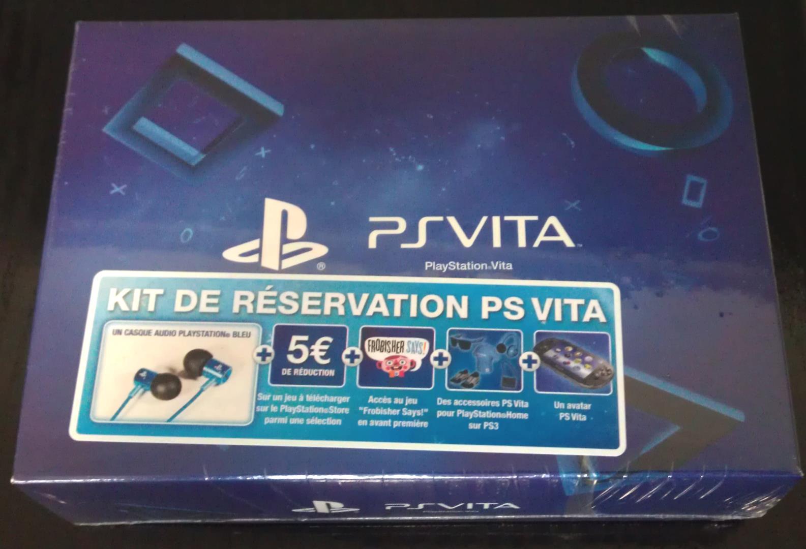 GaMusik | Kit de pré-réservation PS Vita