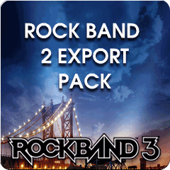 Rock Band 2 Export Pack