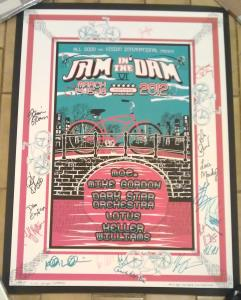 Jam In The Dam Official Poster (1)