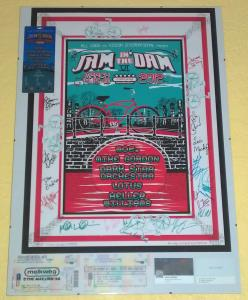 Jam In The Dam Official Poster (9)