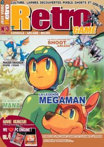 Retro Game Magazine 3