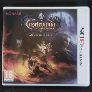 Castlevania Lords of Shadow Mirror of Fate (01)
