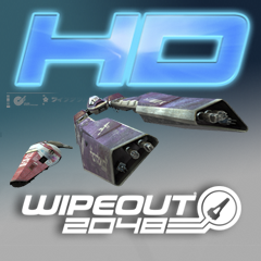 Pack de jeu WipEout HD