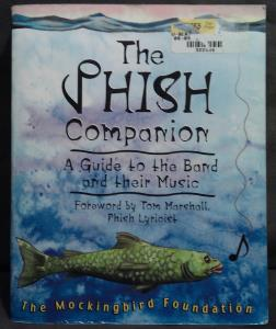 The Phish Companion - First Edition (1)