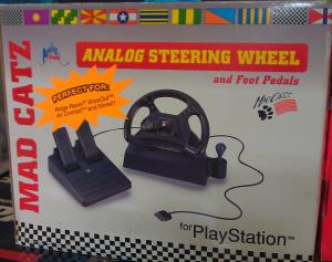 Mad Catz Analog Steering Wheel (01)