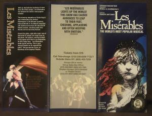 Playbill Imperial Theatre, New York, July 1997 (12)