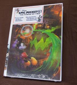 Disney Epic Mickey 2 The Power of Two (Collector's Edition Strategy Guide) (01)