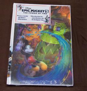 Disney Epic Mickey 2 The Power of Two (Collector's Edition Strategy Guide) (02)