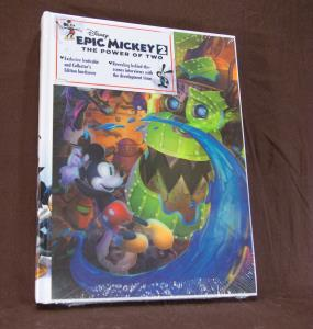 Disney Epic Mickey 2 The Power of Two (Collector's Edition Strategy Guide) (03)