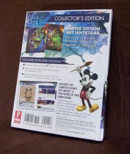 Disney Epic Mickey 2 The Power of Two (Collector's Edition Strategy Guide) (04)