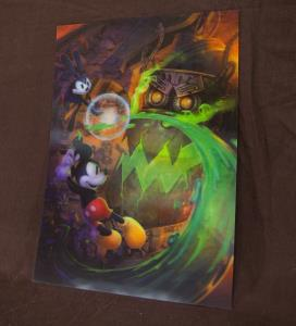 Disney Epic Mickey 2 The Power of Two (Collector's Edition Strategy Guide) (05)