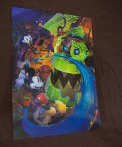Disney Epic Mickey 2 The Power of Two (Collector's Edition Strategy Guide) (06)