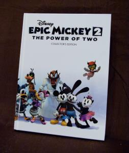 Disney Epic Mickey 2 The Power of Two (Collector's Edition Strategy Guide) (07)