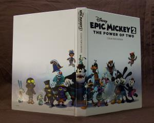Disney Epic Mickey 2 The Power of Two (Collector's Edition Strategy Guide) (10)