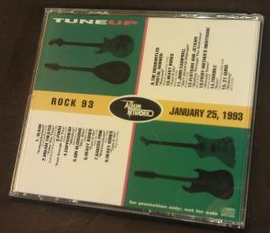 Album Network - Rock Tune-Up 93 - January 25 1993 (2)