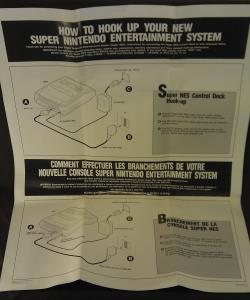 Super Nintendo Poster Branchement-Now Your Playing HW(B)-SNSP-FRA-1 (1)