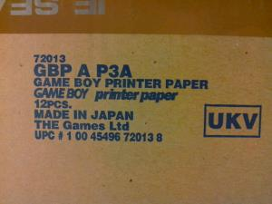 Game Boy Printer Paper (03)