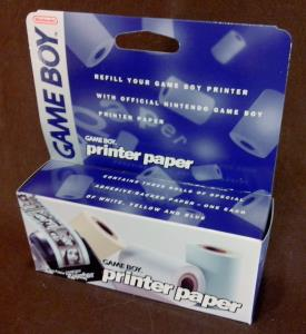 Game Boy Printer Paper (06)