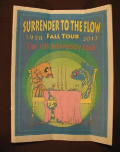 Surrender to the Flow - Fall Tour 2013 (01)