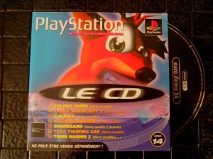 Playstation Magazine  - Le CD 14 (Euro Demo 14) (01)