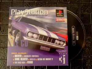 Playstation Magazine  - Le CD 31 (Euro Demo 31) (01)