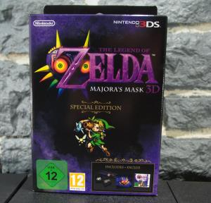 The Legend of Zelda - Majora's Mask 3D - Édition spéciale (01)