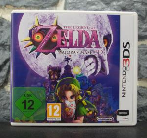 The Legend of Zelda - Majora's Mask 3D - Édition spéciale (09)