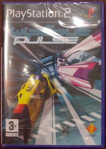 wipEout Pulse PS2 Blister
