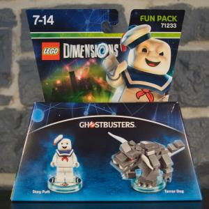 Lego Dimensions - Fun Pack - Stay Puft (01)
