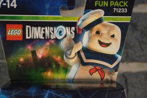 Lego Dimensions - Fun Pack - Stay Puft (03)