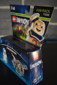 Lego Dimensions - Fun Pack - Stay Puft (05)