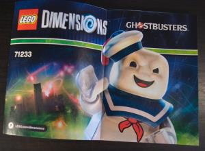 Lego Dimensions - Fun Pack - Stay Puft (07)