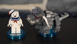 Lego Dimensions - Fun Pack - Stay Puft (09)